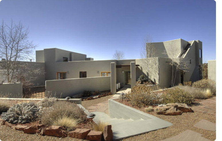 santa fe modern home tour - Modern Homes Tour
